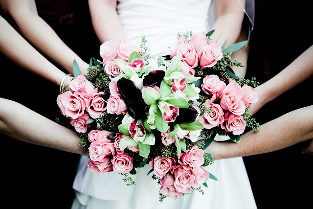 3 Tips on Choosing Your Wedding Flowers