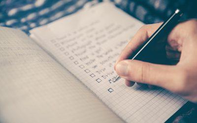 Wedding Planning Checklist