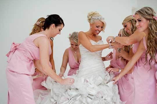 Choosing Your Wedding Color