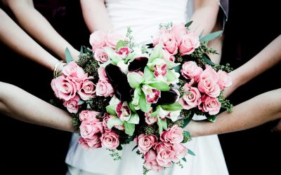 3 Tips on Choosing Your Wedding Flowers