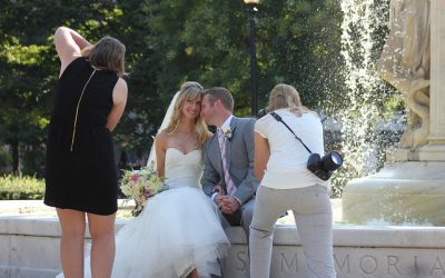 3 Reasons to Hire a Professional Wedding Photographer