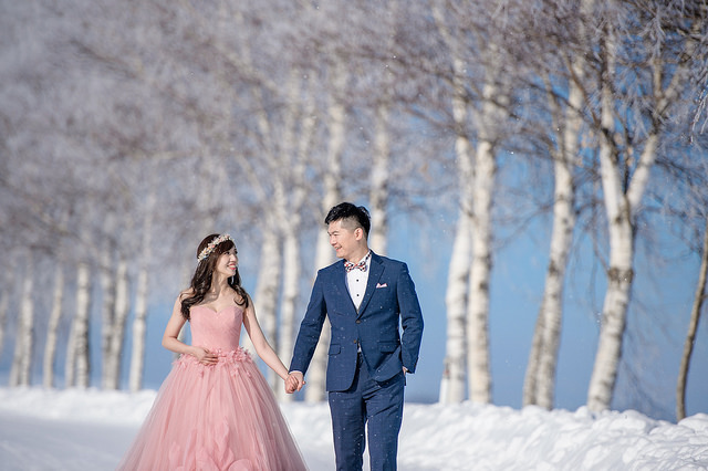 3 Things to Consider Before You Have a Winter Wedding