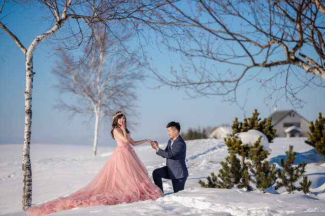 3 Reasons Why You Should Have a Winter Wedding